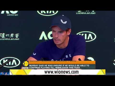 Andy Murray to retire this year due to pain from surgically repaired hip