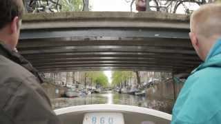 Geocache of the Week - Amsterdam Urban 2 - Under the Bridge
