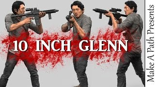 NEW Glenn Rhee 10 Inch Deluxe Action Figure - McFarlane Toys [Quickie News]