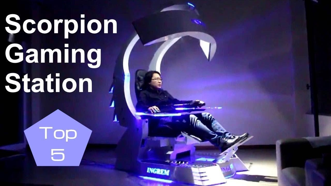 Best Gaming Tech 2018 Best Gaming Chairs Youtube