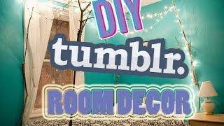 DIY TUMBLR ROOM DECOR   #UsaPulse ~Decorazioni per la camera~