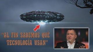 Ex Oficial del Pentágono Afirma que Sabe Como Funcionan los OVNIs