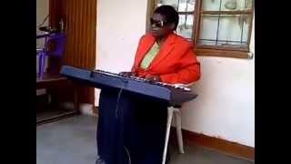 Botswana Music Keyboard - Annafiki -