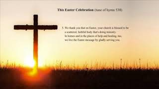 Easter Sunday 4-12-2020