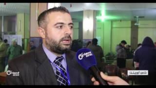 انتخاب أول مجلس مدني لإدارة مدينة إدلب بعد التحرير