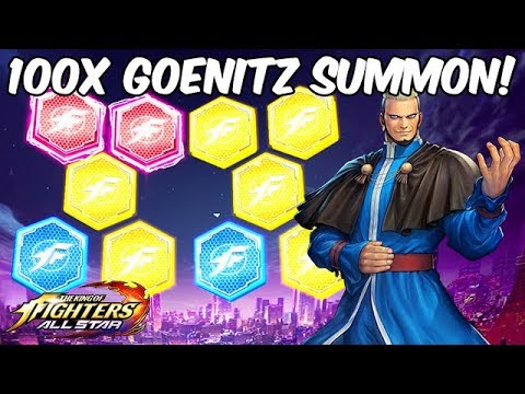 100x GOENITZ OPENING & COUPON CODES (FOR YOU) - KoFAS