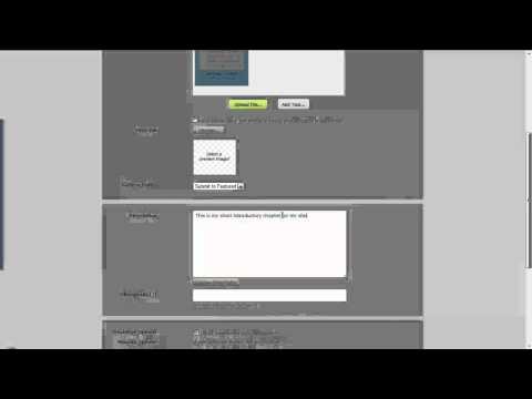DeviantArt Text Uploading Tutorial