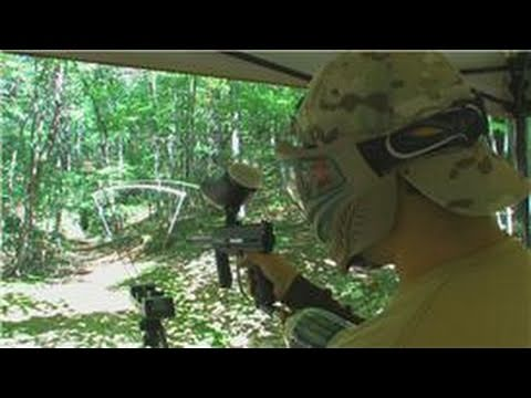 Paintball Tips : How to Tune a Paintball Gun