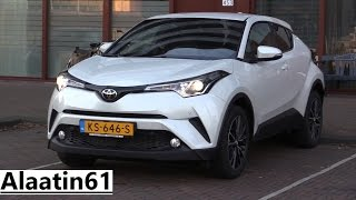 Toyota C-HR 2017 Test Drive, In Depth Review Interior Exterior 2018