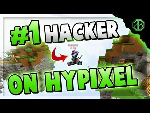 THE #1 SKYWARS HACKER IN HYPIXEL! ( Hypixel Skywars FUNNY MOMENTS )