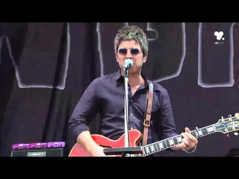 Noel Gallagher's High Flying Birds - Lollapalooza Chile 2016 HD