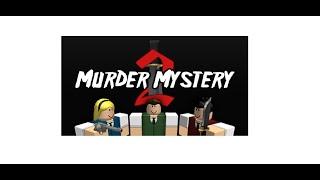 Roblox: Murder Mystery pelo menos no roblox eu sou bou em murder