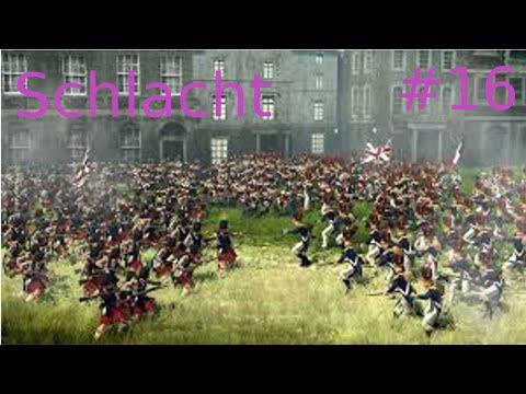 Napoleon Total War Schlacht #16 Geplänkel der Leichten Inf.