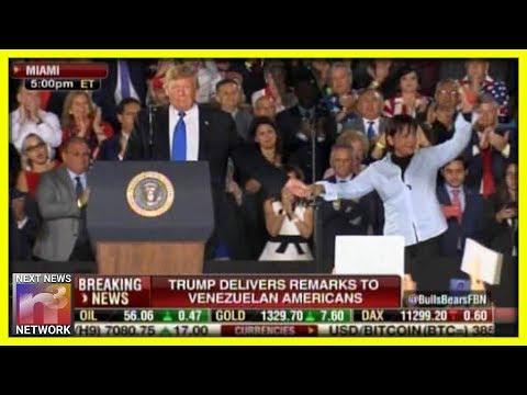 Trump DEMOLISHES Socialism In Historic Address