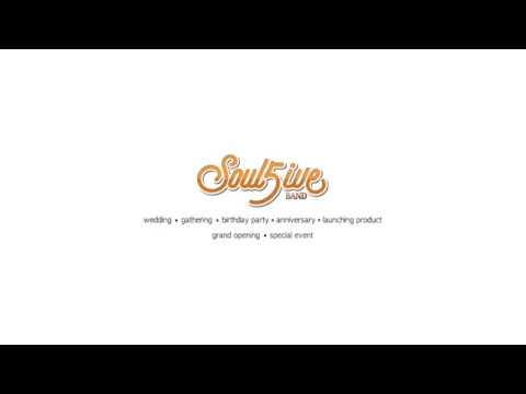 Tulus - Teman Hidup (Acoustic Cover by Soul5ive at Balai Kartika Surabaya