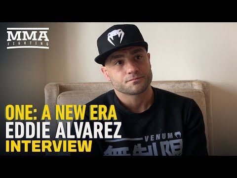 Eddie Alvarez Opens Up on ONE Debut, Not Cutting Weight, UFC's Tactics, Conor McGregor, More