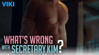 Video What's Wrong With Secretary Kim? - EP13 | Shirtless Park Seo Joon Bed Scene [Eng Sub] download MP3, 3GP, MP4, WEBM, AVI, FLV Oktober 2019