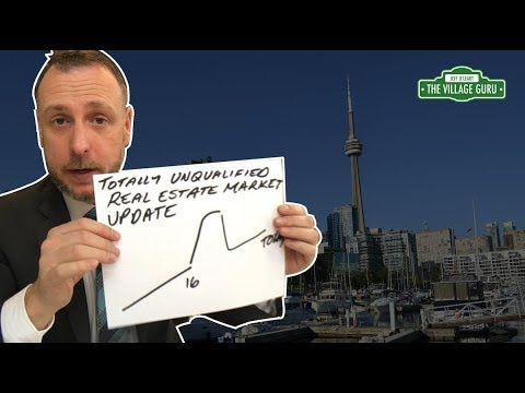 """The Totally """"Unqualified"""" Spring 2018 Toronto Housing Market Report"""