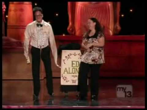 Tracey McCarty on Masters of Illusion
