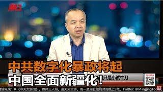 陈小平:中共数字化暴政将起,中国全面新疆化!