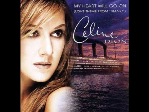 Celine Dion - My Heart Will Go On (Soundtrack Version)