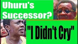 ODM Asks Uhuru To Name Successor As Sabina Ditches Ruto