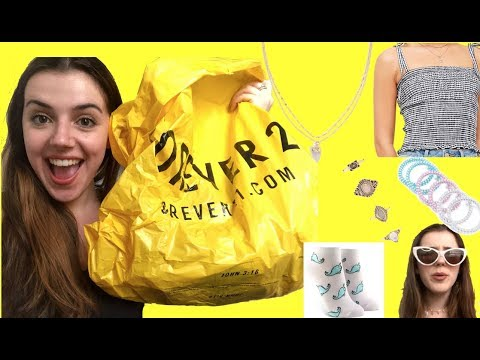 Forever 21 Haul 2018 (ACCESSORIES & more)