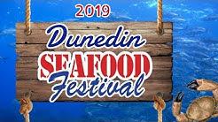 2019 Dunedin Seafood Festival, Dunedin, Florida