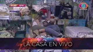 Gh 2016 30 06 Yasmila Y Pato Mucha Calentura