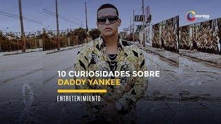 10 Curiosidades sobre Daddy Yankee