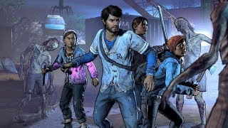 Episode 1: Ties That Bind - Part 1 (Walking Dead: New Frontier | Telltale Games)
