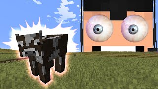 THE QUEST FOR COW... | Minecraft - Part 11