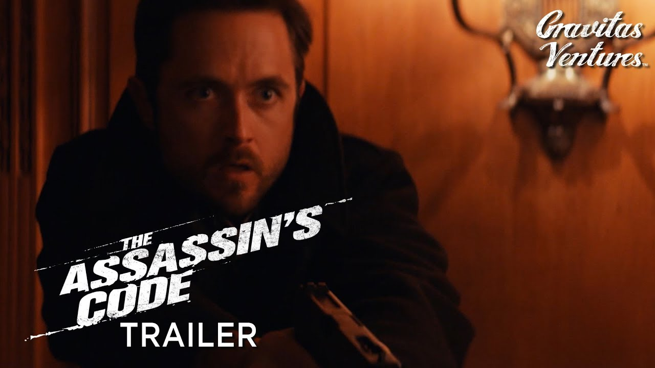 The Assassin's Code | Justin Chatwin | Peter Stormare | Trailer