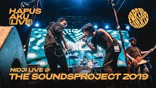 Nidji - Hapus Aku (Live at The Sounds Project 2019)