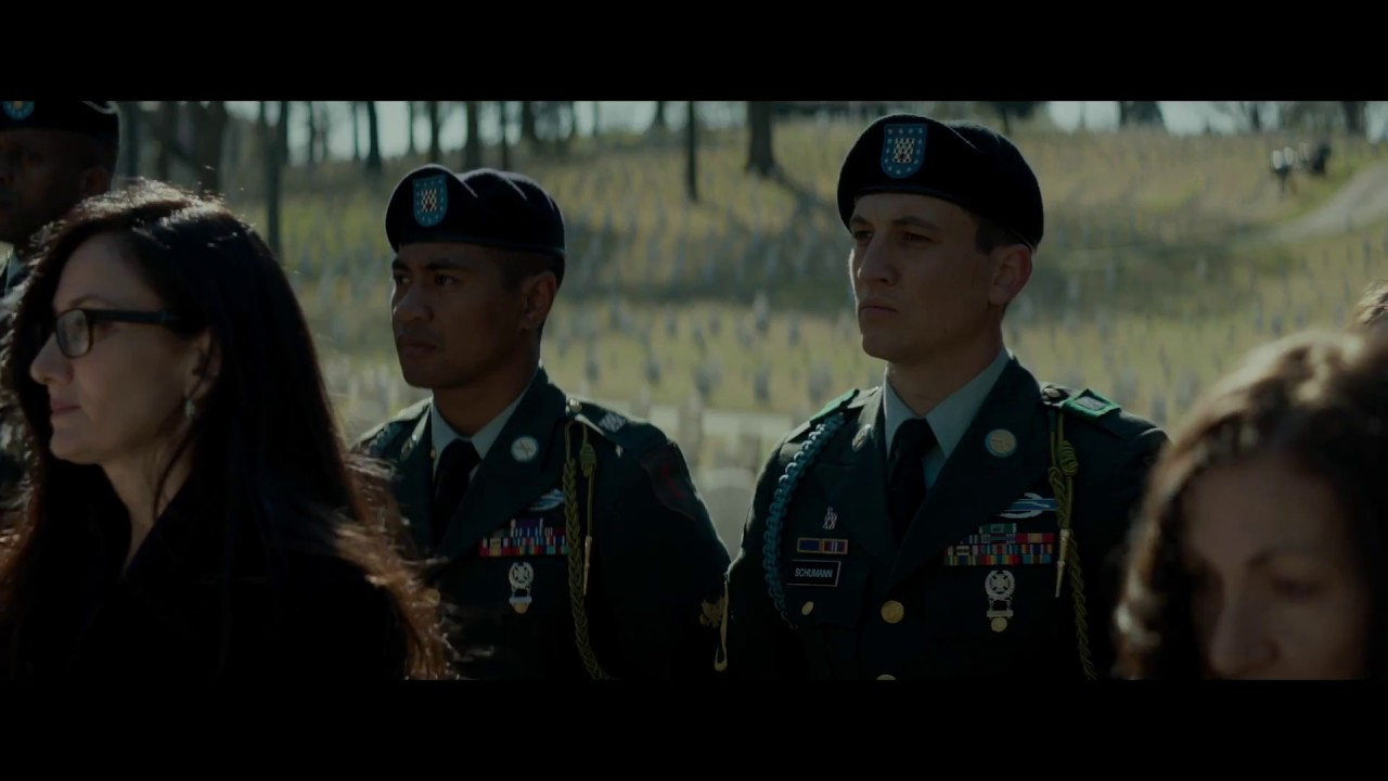 Thank You For Your Service Featurette Miles Teller Haley Bennett Youtube