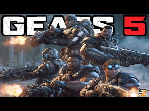 Gears of War 5 - New Details & Release Date teased by New Retrospective!? (Gears 5 News)