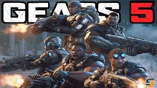 Gears of War 5 - New Details & Release Date teased by New Retrospective!? (Gears 5 News)