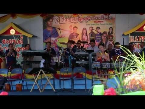 Pong Lang Music at Wat Lao Buddhavong July 4, 2014