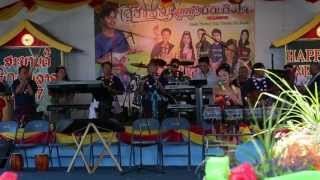 Pong Lang Music at Wat Lao Buddhavong July 4, 2014