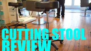 DON'T Waste Your Money On A Cheap Cutting Stool - Premium Cutting Stool Review - MinervaBeauty.com