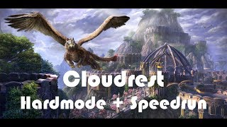 World First Cloudrest by Hodor (Hardmode +3 and Speedrun)