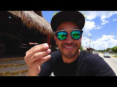 Enrique Peña Nieto fue mi MESERO en Temozón, Yucatán.