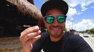 Enrique PeГ±a Nieto fue mi MESERO en TemozГіn Yucatan.