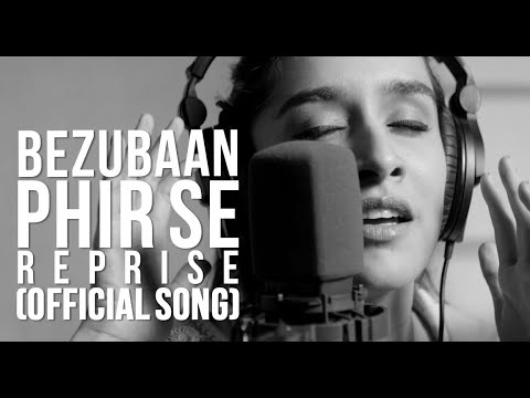 Bezubaan Phir Se Full Song | Unplugged Version By Shraddha Kapoor | ABCD 2