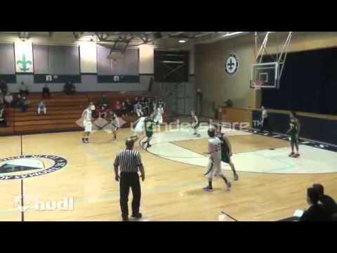 Schuyler Hedberg Junior Year Basketball Highlights