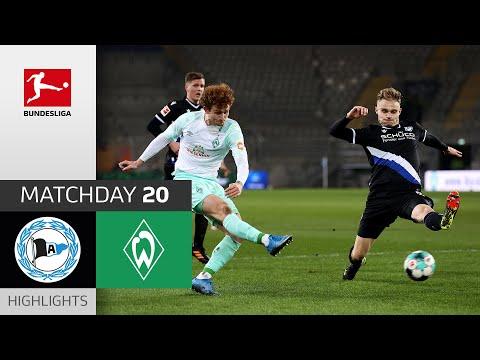 Arminia Bielefeld - SV Werder Bremen   0-2   Highlights   Matchday 20 – Bundesliga 2020/21