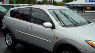 2002 Toyota Voltz 1.8L Auto Travelled 108,500 Km For Sale At Peter Day Motors.