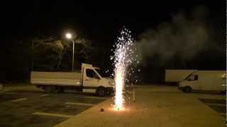 Silvester-Stimmung pur - Highspeedfireworks