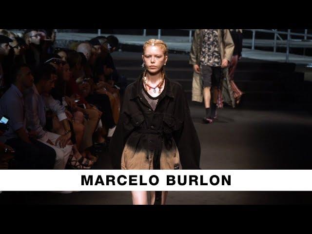 Milan Fashion Week | Marcelo Burlon