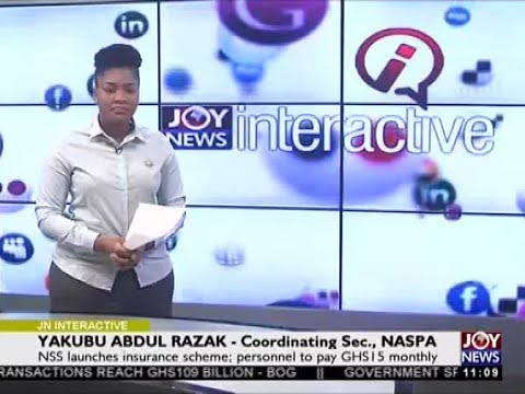 NSS Insurance Package - Joy News Interactive (2-11-17)